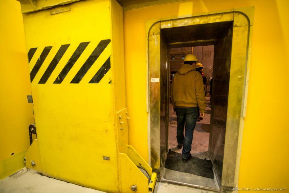 Сховище для радіоактивних відходів ЧАЕС